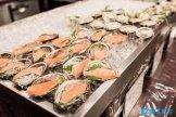 臨海的大洗有著大量新鮮海產,大廚放餐也完全不手軟。