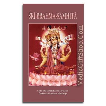 Sri Brahma Samhita- Prayers of Lord Brahma
