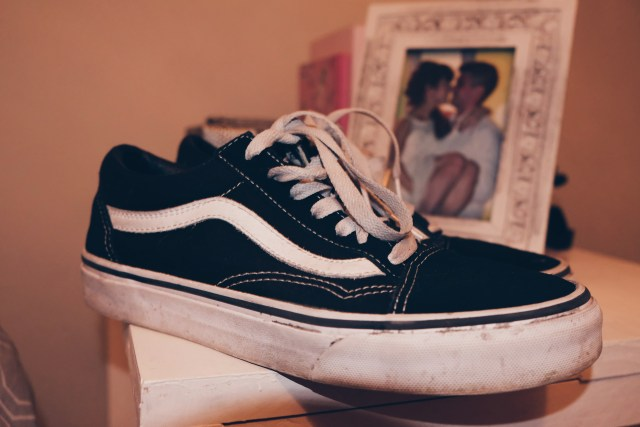 May Favourite Vans Sneakers