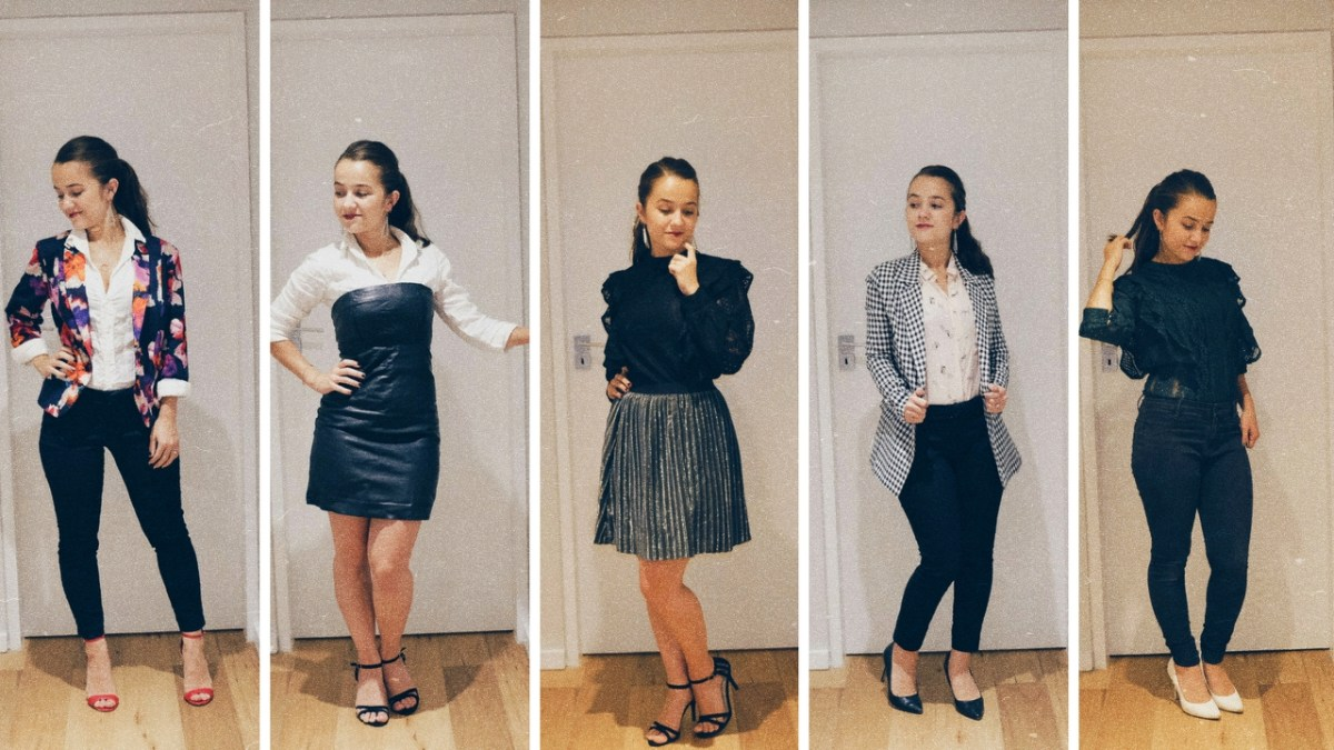 5 Stylish Work Day Outfit Ideas