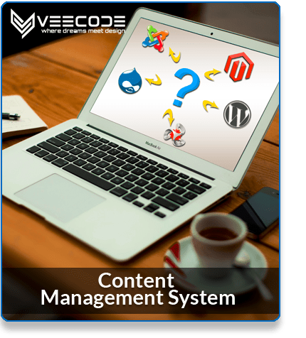 Veecode Content Management System