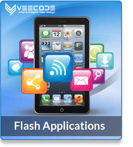 Veecode flash-applicationservice