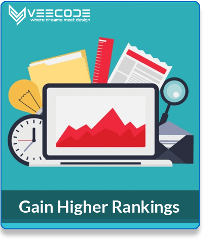 Veecode Gain Higher Rankings