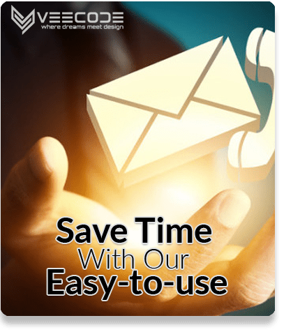 Veecode Save Time With Our Easy-to-use
