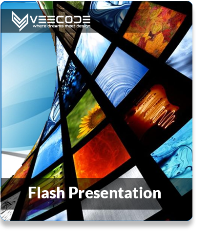 Veecode flash-presentation