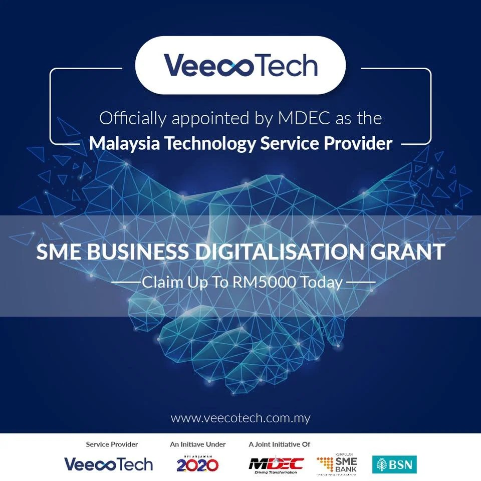 SME Business Digitalisation Grant