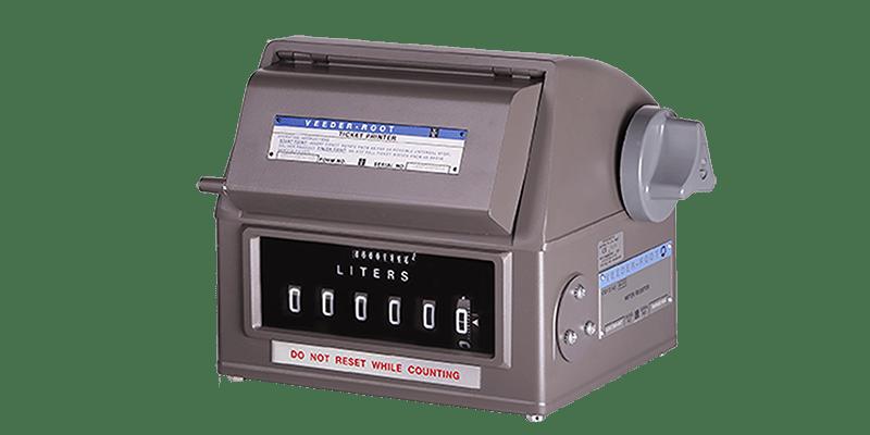 Mechanical Meter Register