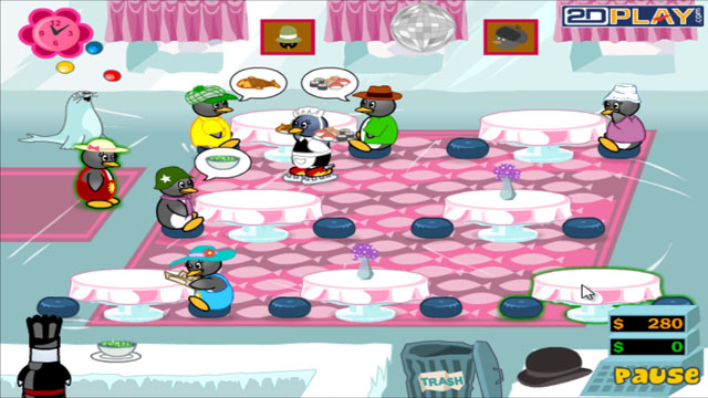 Diner Games Free Online Play