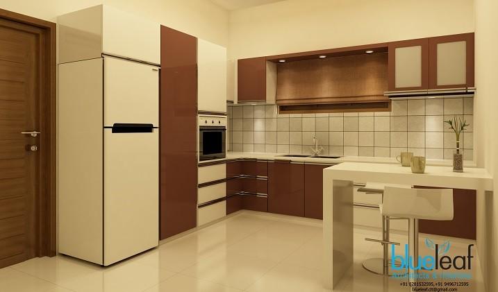 Kitchen Interior Design Kerala Style