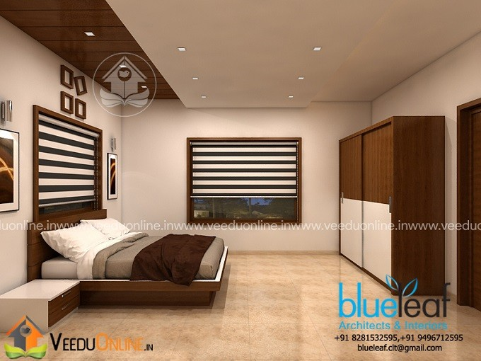 Interior design for bedrooms in kerala for Bedroom designs in kerala