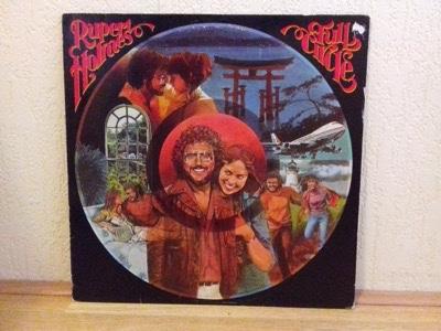 "Maandplaat ""Full circle"" – Rupert Holmes"