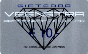 Giftcard 10,-