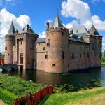 Vaar mee met Veerdienst Amsterdam en Almere naar forteiland Pampus en kasteel Muiderslot
