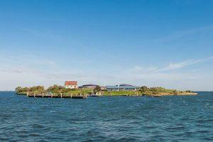 Bestemming forteiland Pampus: Vaar mee vanuit Amsterdam of Almere