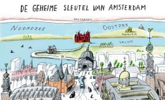 tentoonstelling 2017 muiderslot de geheime sleutel van amsterdam met de boot