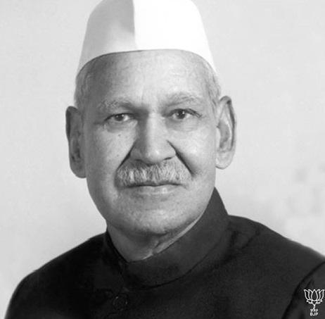 Politician Dr Shankar Dayal Sharma | Veethi