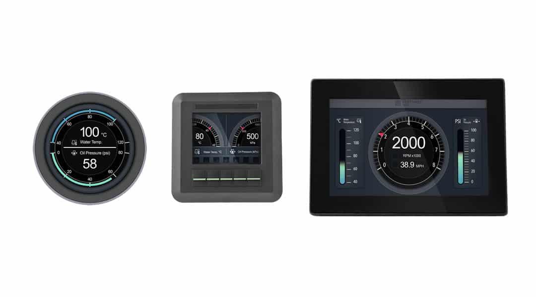 Veethree Launches Universal Engine Monitor Range