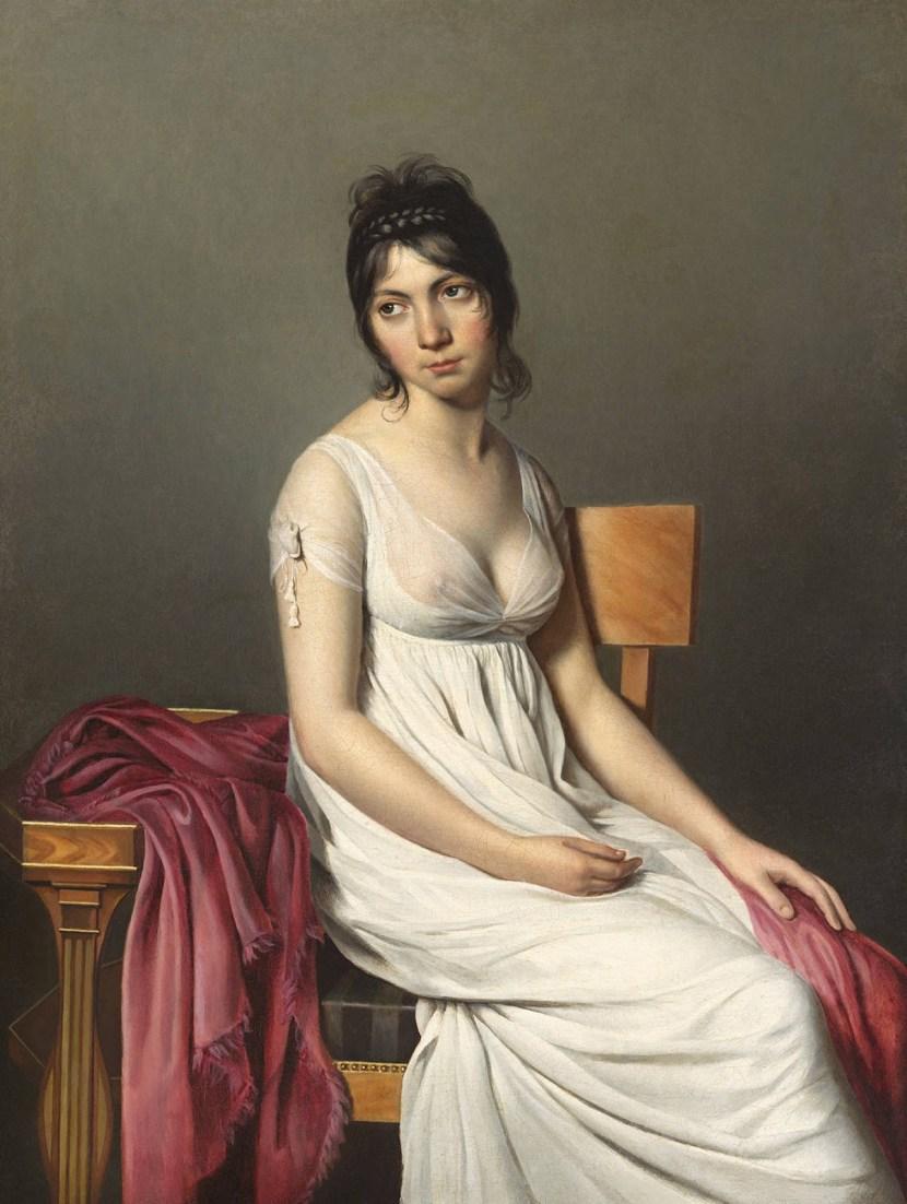 ritratto-giovane-donna-david