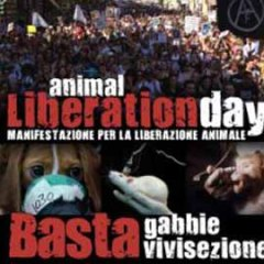 Animal Liberation Day: 28 Aprile, Roma