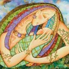 Festa della neo-mamma: grazie mio/a bebè!