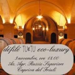 Sfilata TU&TU a Capriva del Friuli