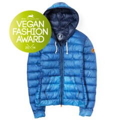 Vegan Fashion Award: premiati i piumini Save the Duck