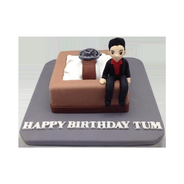 เค้กวันเกิด Watch Cake