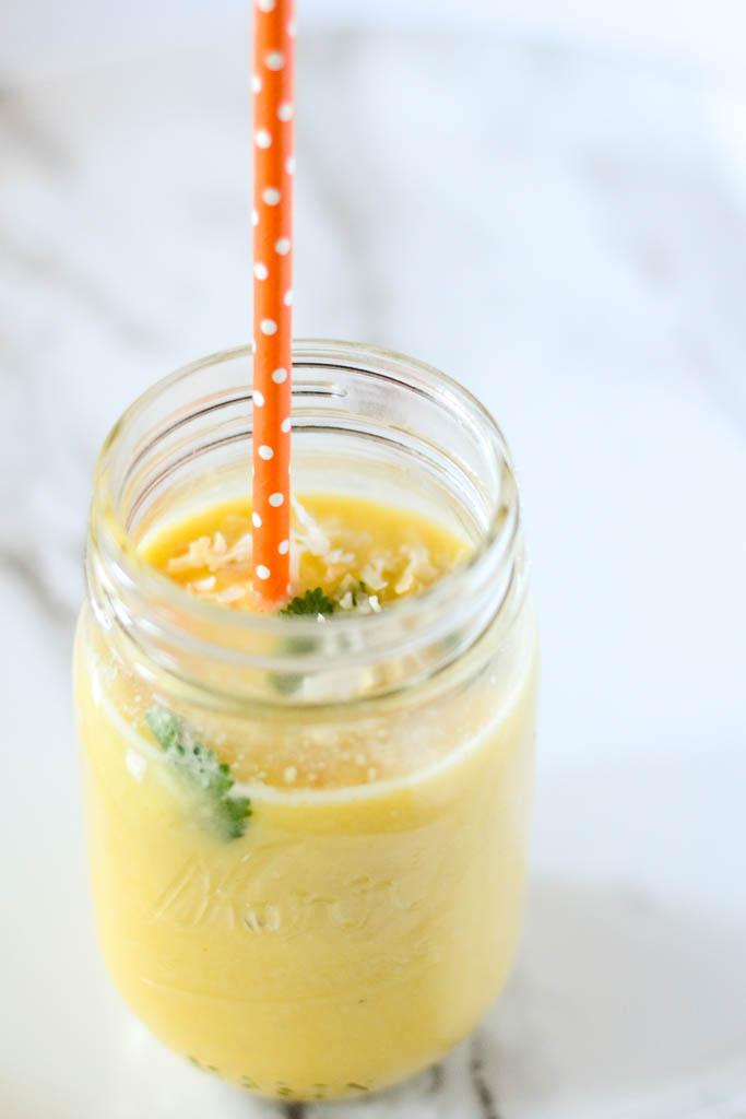 tropical smoothie recipes image