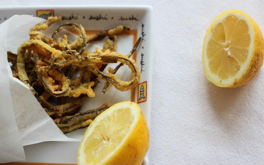 Como Hacer Fritos de mar Veganos