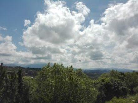 Cuando el Nuberu descansa las nubes carecen de riesgo