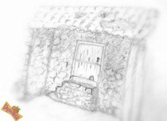 El Pajar (dibujo de Raquel)