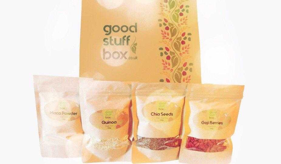 Good Stuff Box: Discover New Health Foods