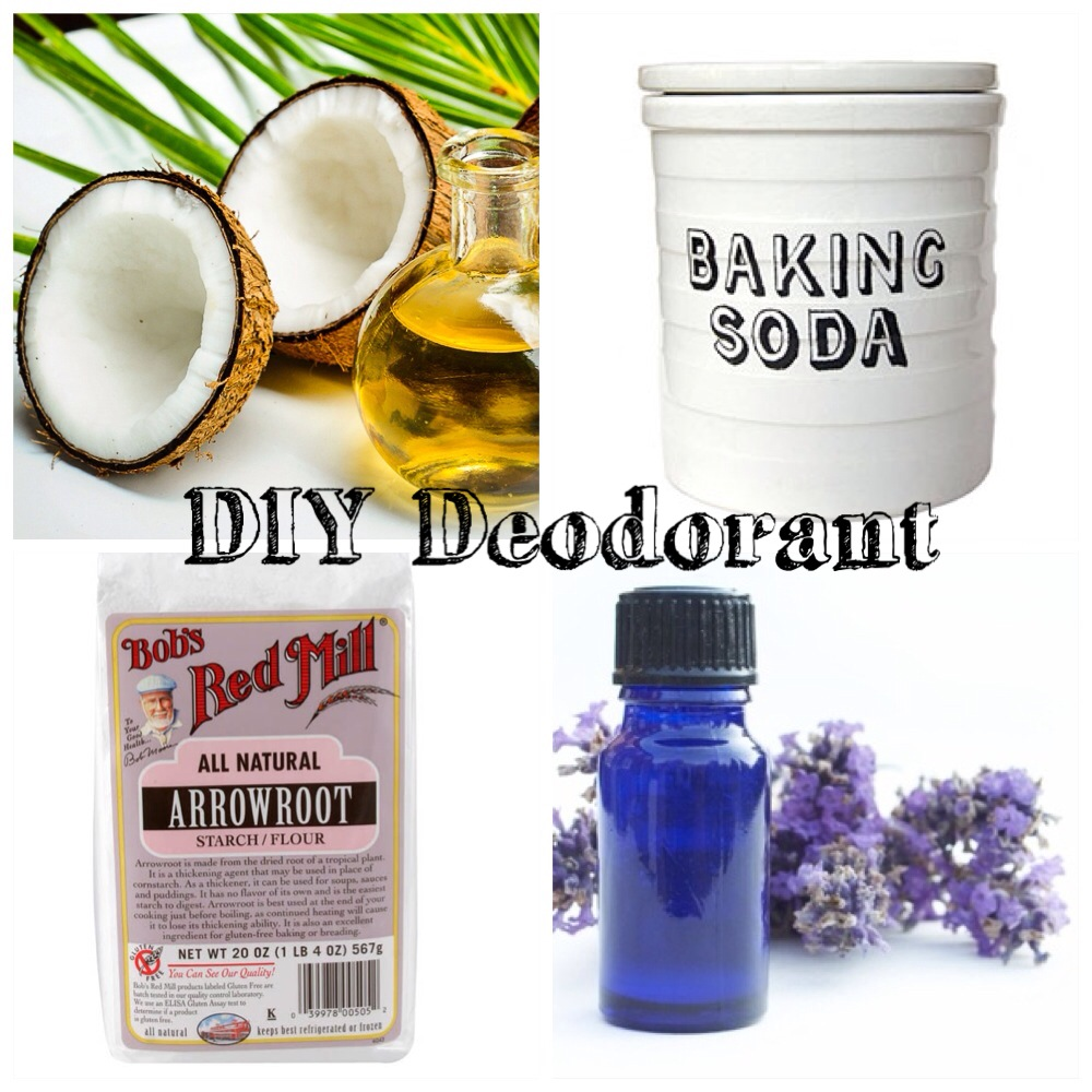 How to Make Your Own Deodorant?   Are you looking for ways to treat body odor naturally? Here are a few easy organic recipes to make your own deodorant