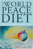 Best Vegan Books - World Peace Diet