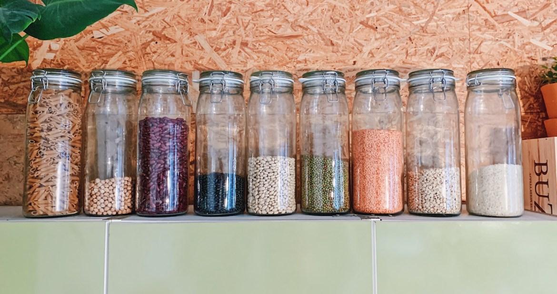 Le Plein De Protéines Végétales - cuisine minimaliste et zéro déchets
