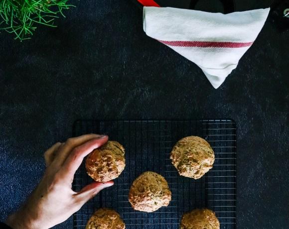 Muffin à la farine d'épeautre et sans huile