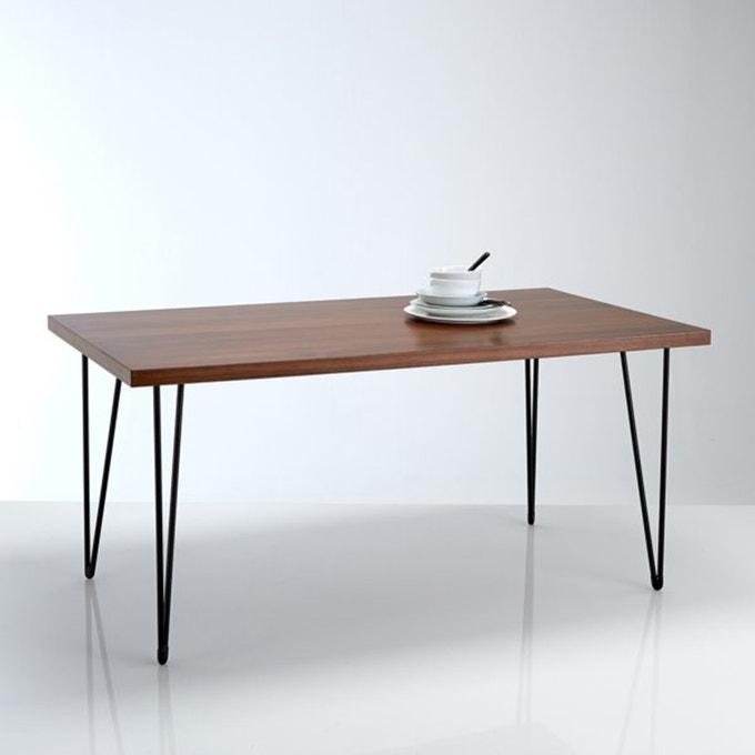 Wishlist - liste de souhaits - Table salle à manger en bois de noyer - La Redoute