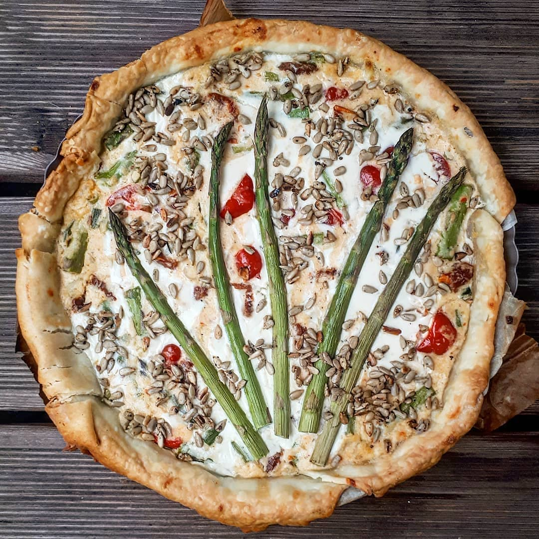 creamy asparagus sundried tomato quiche  need some f multip img 0 883788cf