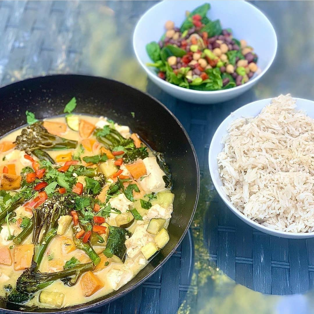 15 minute thai green curry display image  13057131