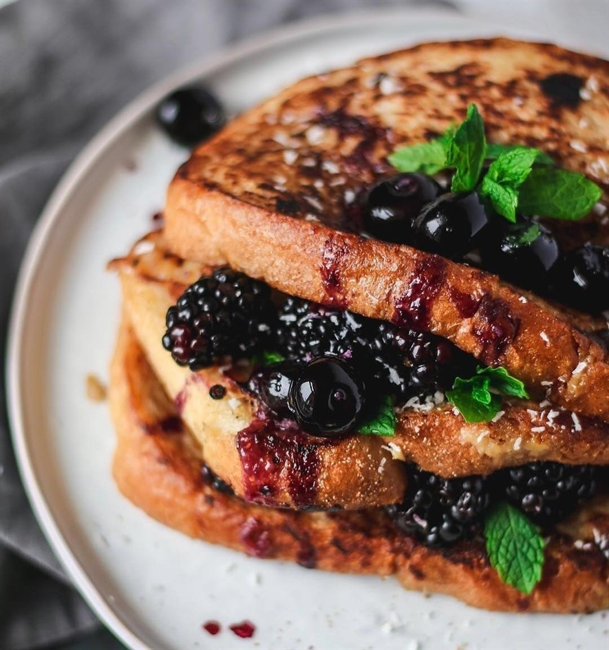 berry french toast by lucy and lentils  recipe display image  4a4ea397