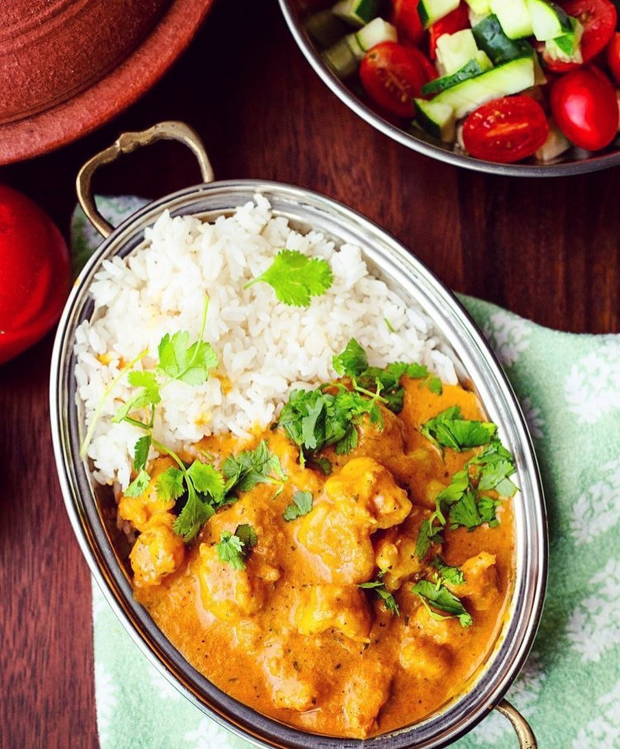 chicken makhni handi one of the dish i miss the most her display image  03984d57