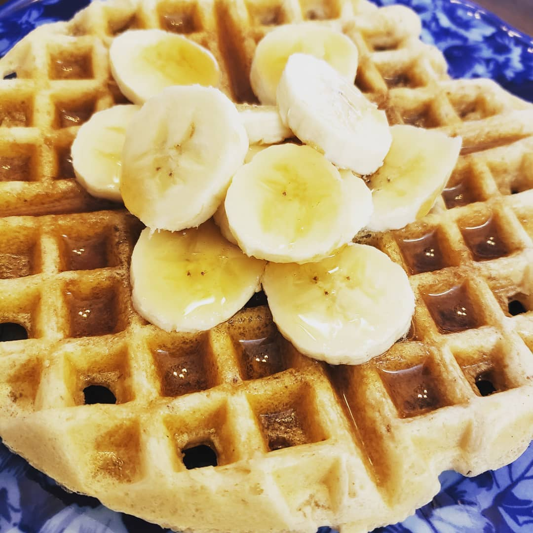 im going to share my vegan waffle recipe with you ive been display image  86734afe