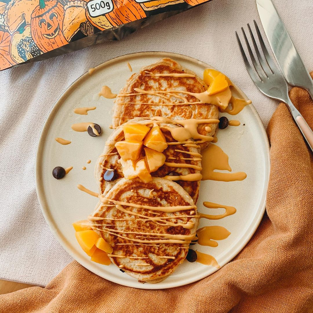 winter spice hotcakes display image  24f3d5d1
