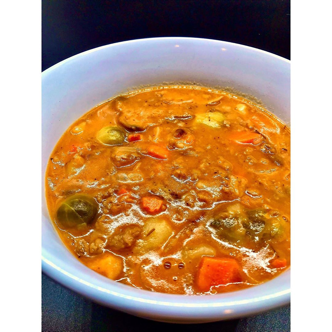 slow cooker beefless stew tonight  this dish is multip img 0 e52b9fa5