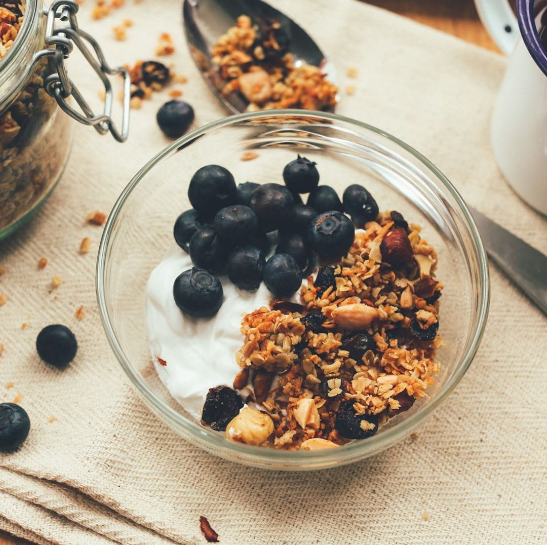 do you love granola in your smoothie bowls or with your favo display image  ecedb276