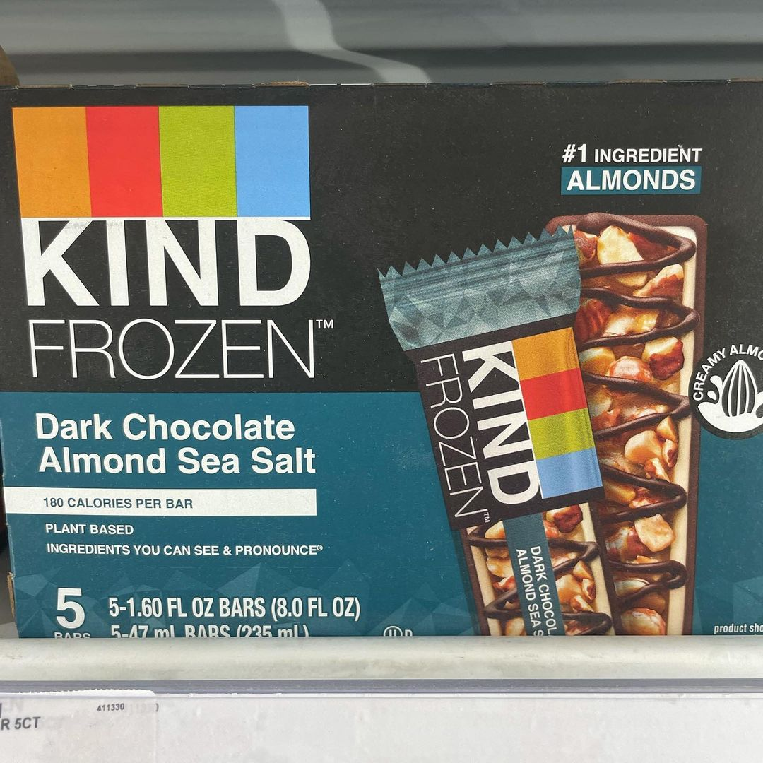 straight up  like a snickers bar love these kindsnacks display image  1833984a