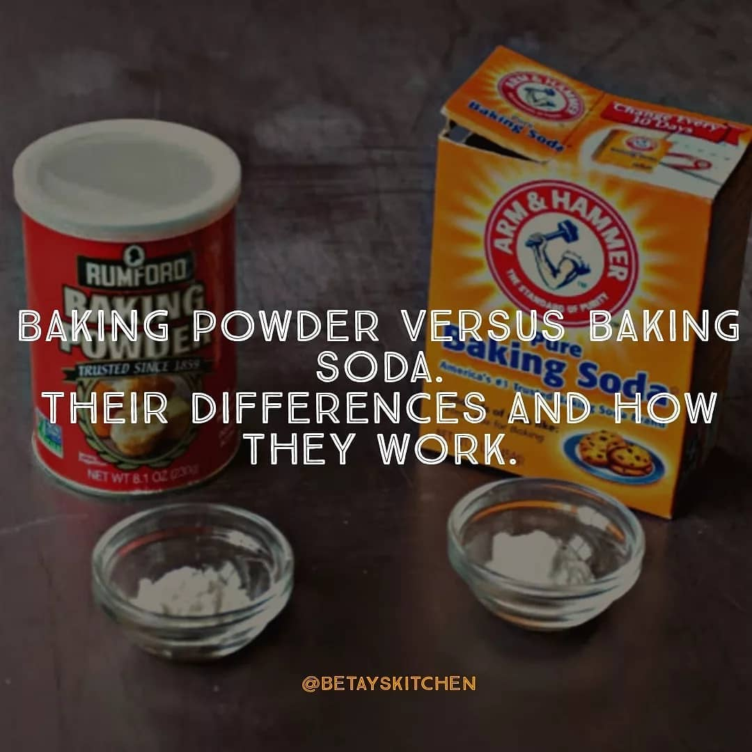 baking powder and baking soda are two of the most important display image  4d4b5a6a