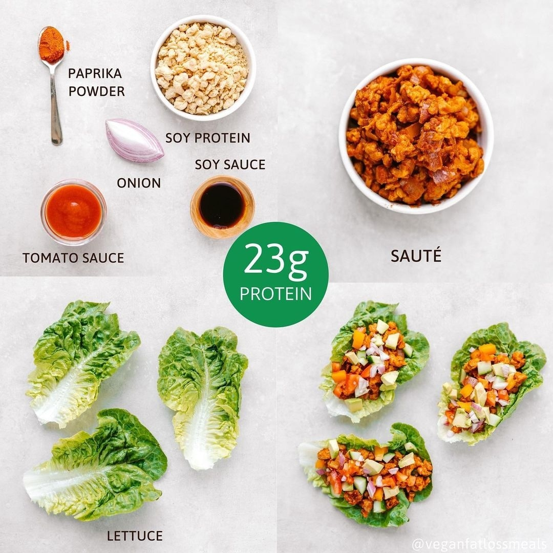 lettuce protein tacos display image dfbe