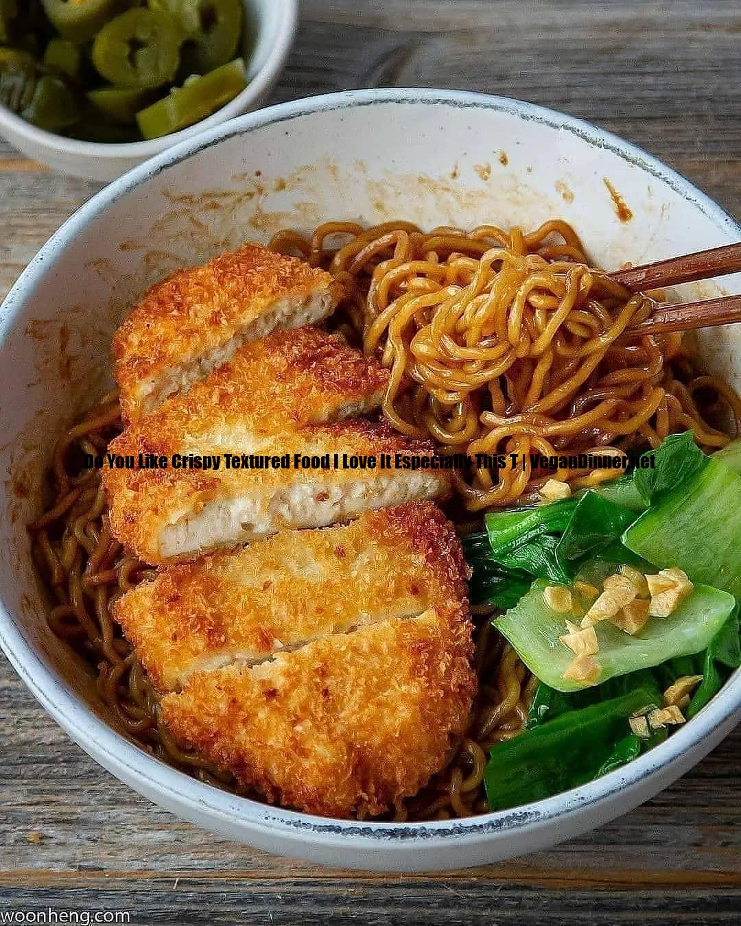 do you like crispy textured food i love it especially this t display image aff