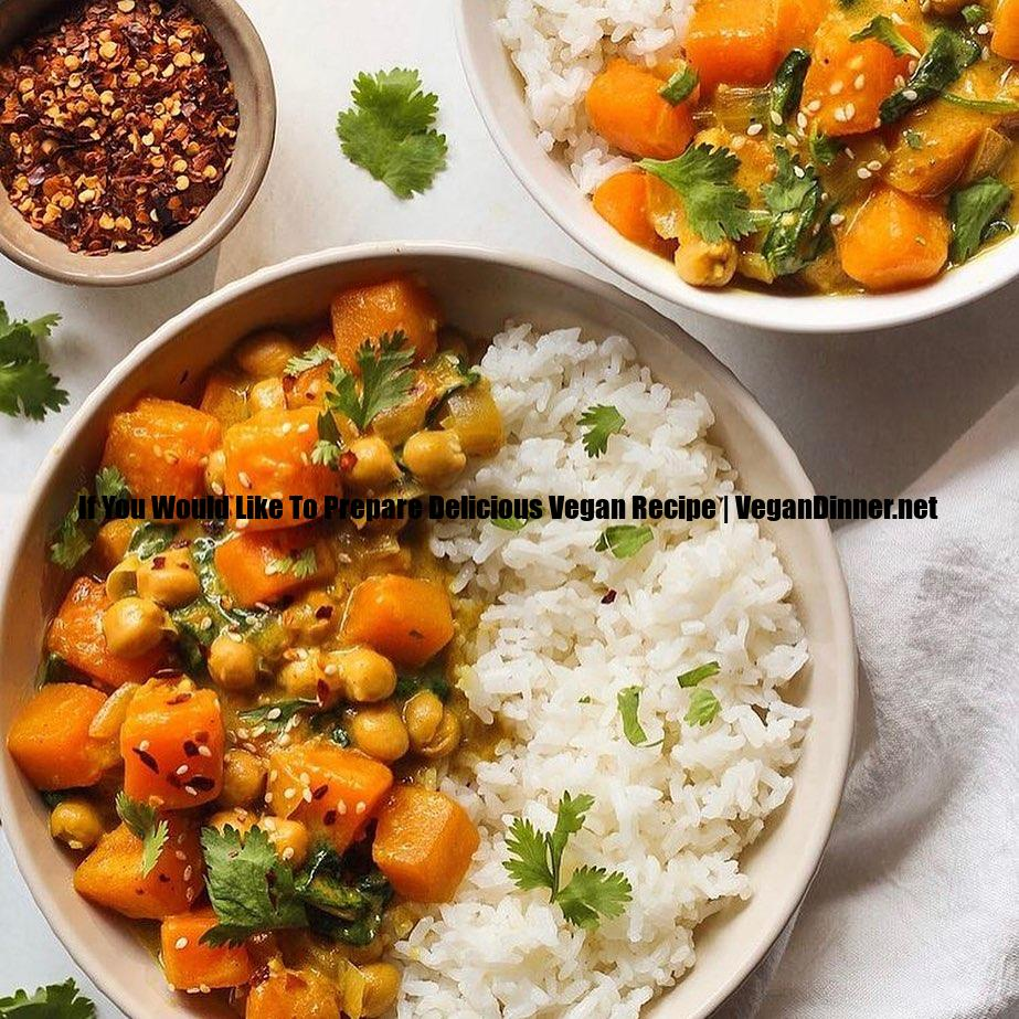 if you would like to prepare delicious vegan recipe multip img bebd